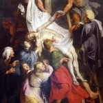 Peter Paul Rubens. The Descent from the Cross (1617–18), (Palais des Beaux-Arts de Lille).